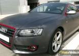 Audi A5 forrado integral con vinilo y detalles