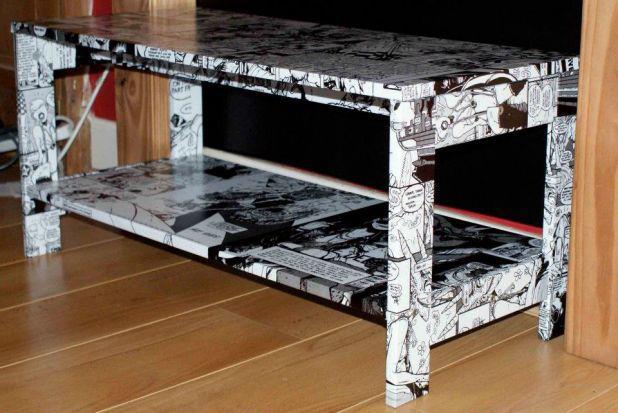 Instalaci n de vinilos decorativos - Vinilos para mesas ...