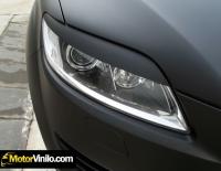 Audi Q7 con Vinilo negro mate